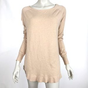 🏷Staccato Nude Pink Scoop Neck Sweater 53